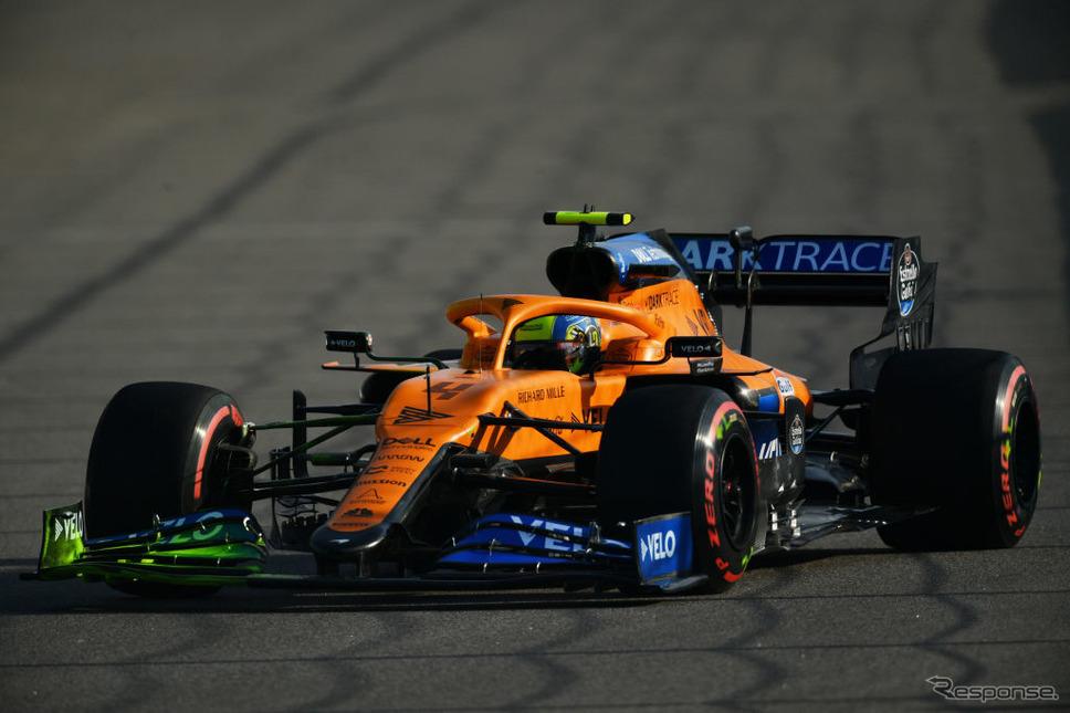 F1ロシアGP《Photo by Dan Mullan/Getty Images Sport/ゲッティイメージズ》