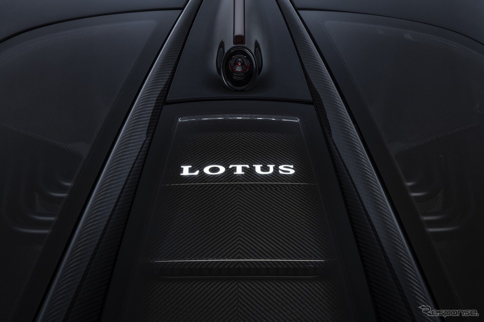ロータス・エヴァイヤ《photo by Lotus Cars》