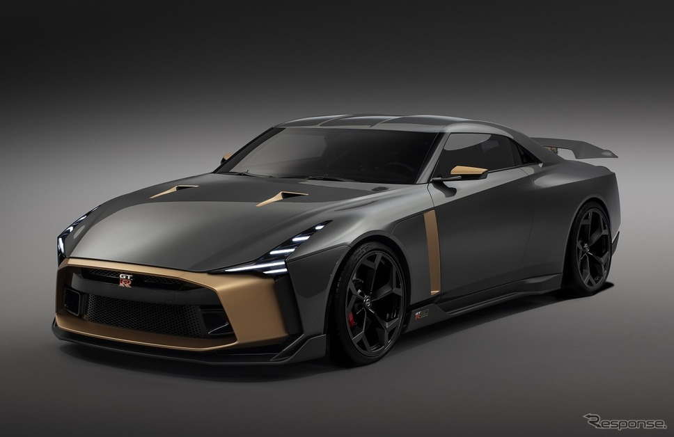 Nissan GT-R50 by Italdesign《写真提供 日産自動車》