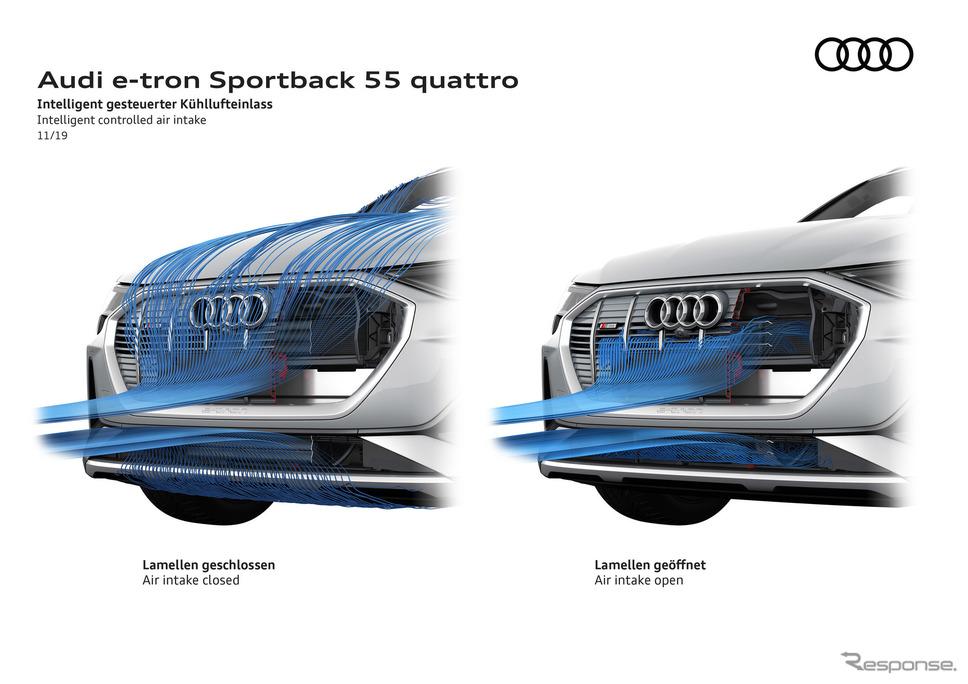 アウディe-tronスポーツバック《image by Audi》