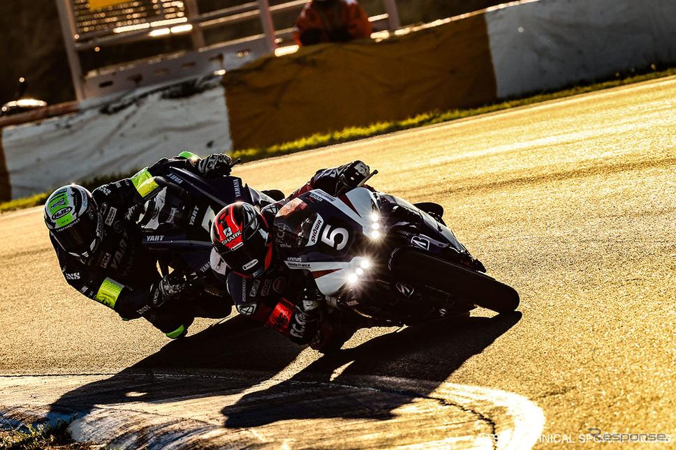 F.C.C. TSRホンダフランス(エストリル12時間レース)《写真提供 TSR/TECHNICAL SPORTS RACING》