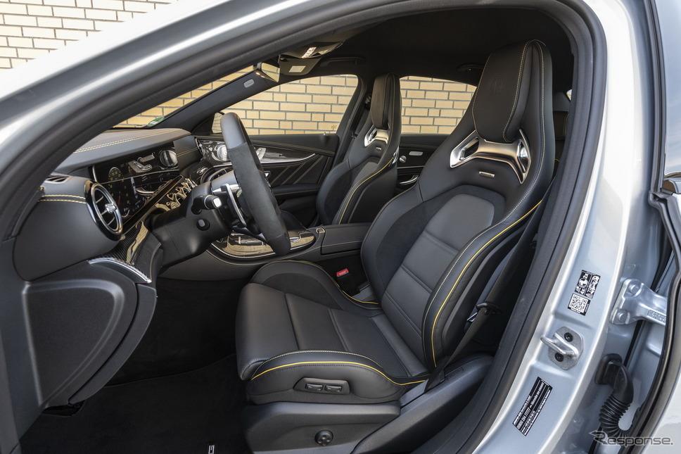 メルセデスAMG E63 S 4MATIC+ セダン 改良新型《photo by Mercedes-Benz》