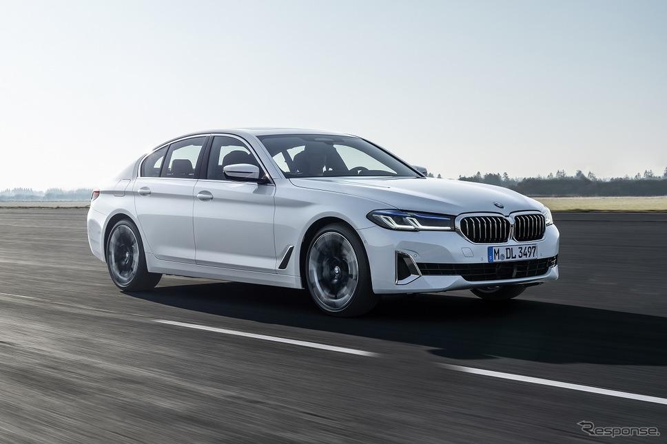 BMW 540i《写真提供 ビー・エム・ダブリュー》