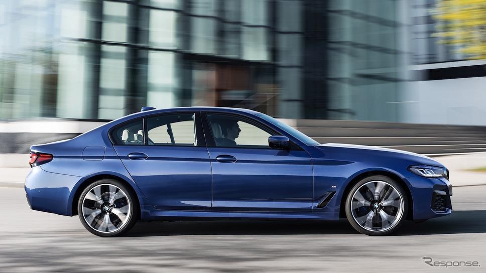 BMW 530e《写真提供 ビー・エム・ダブリュー》