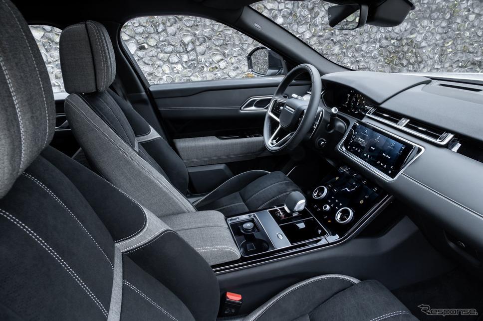 ランドローバー・レンジローバー・ヴェラール のPHV「P400e」《photo by Land Rover》