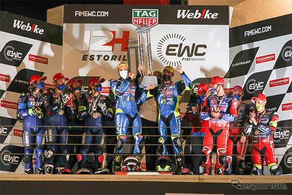 スズキ・エンデュランス・レーシングチーム(SERT)《写真提供 スズキ》