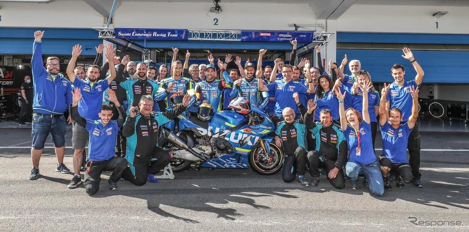 スズキ・エンデュランス・レーシングチーム(エストリル12時間)《photo by Suzuki》