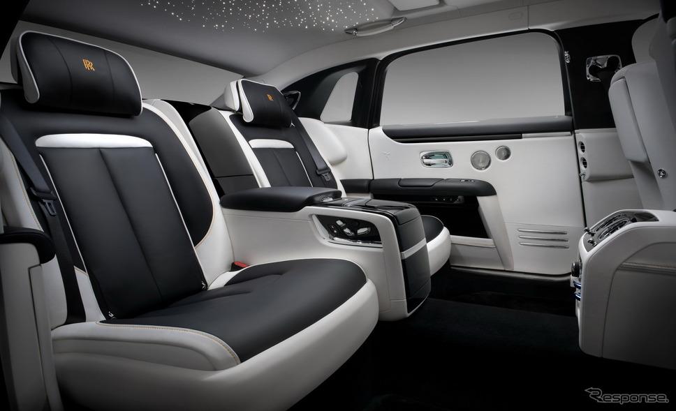 ロールスロイス・ゴースト・エクステンデッド 新型《photo by Rolls-Royce》