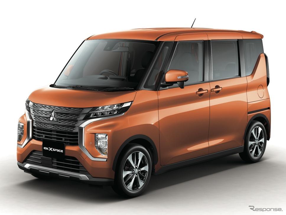 三菱eKクロススペース《写真提供 三菱自動車》