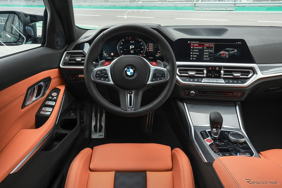 BMW M3セダン新型《photo by BMW》
