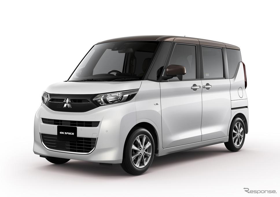 三菱 eKスペース T《写真提供 三菱自動車》