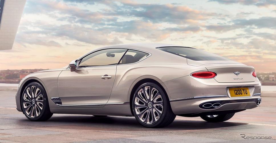 ベントレー・コンチネンタル GT マリナー 新型《photo by Bentley》
