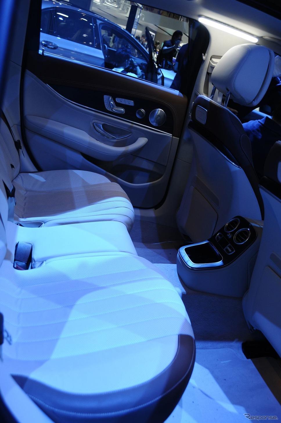 メルセデスベンツ Eクラス L 改良新型(北京モーターショー2020)《photo by Mercedes-Benz》