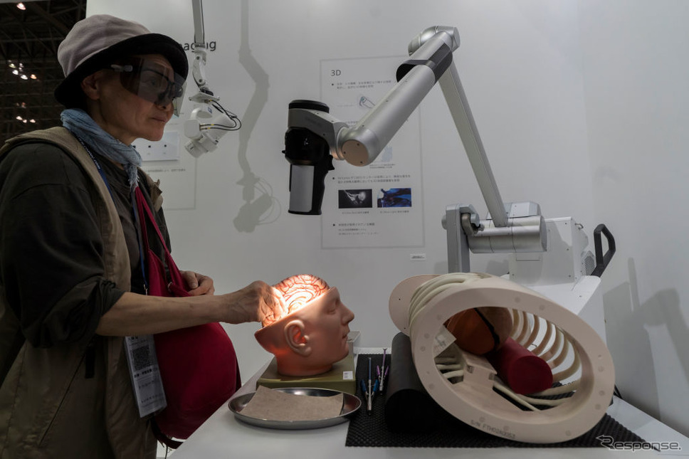 CEATEC 2019《Photo by Tomohiro Ohsumi/Getty Images News/ゲッティイメージズ》