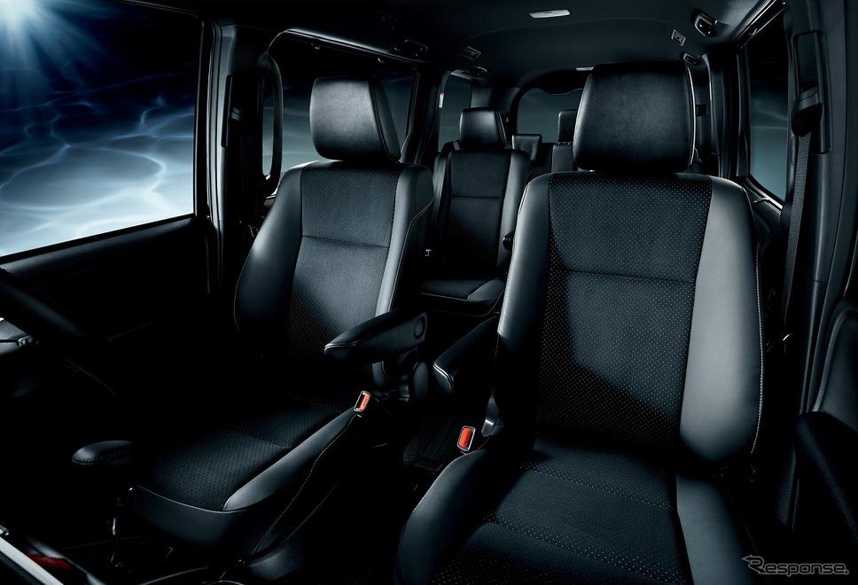 トヨタ ヴォクシー ZS 煌III《写真提供 トヨタ自動車》