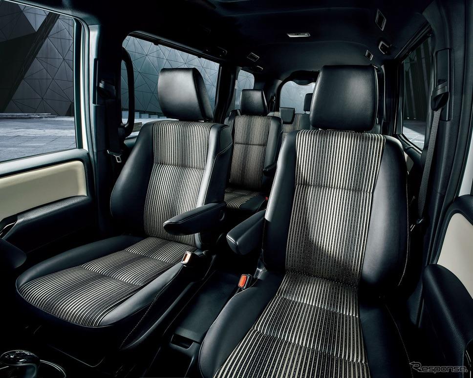 トヨタ ノア Si W×B III《写真提供 トヨタ自動車》