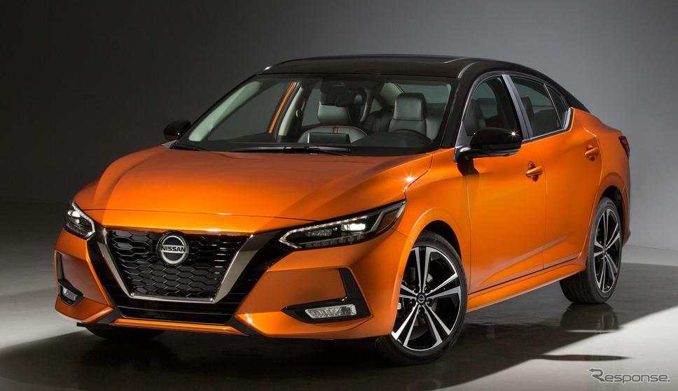 日産 セントラ 新型《photo by Nissan》