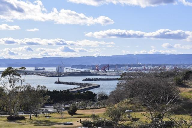 福島県いわき市《写真提供 写真AC》