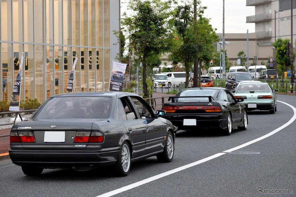 プロジェクト901カーズパレード2020《写真撮影 嶽宮三郎》