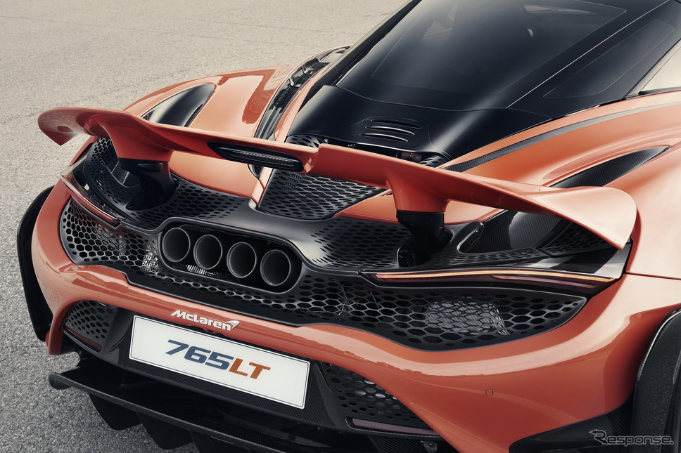 マクラーレン 765LT《photo by McLaren Automotive》