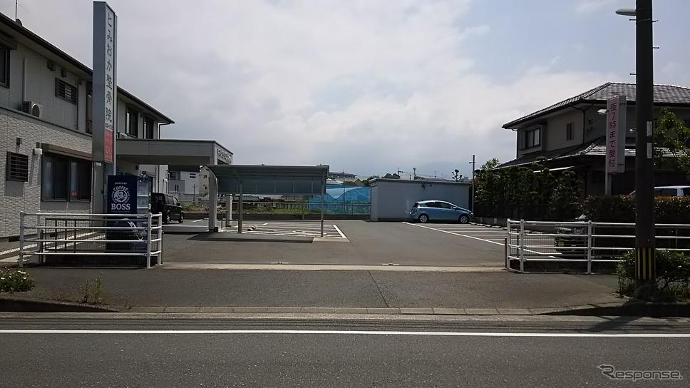 akippa、糸島半島でのMaaS実証実験に参画…予約制駐車場の情報を提供糸島半島の駐車場(参考画像)