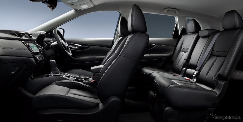 日産 エクストレイル 20Xi レザーエディション Vセレクション《写真提供 日産自動車》