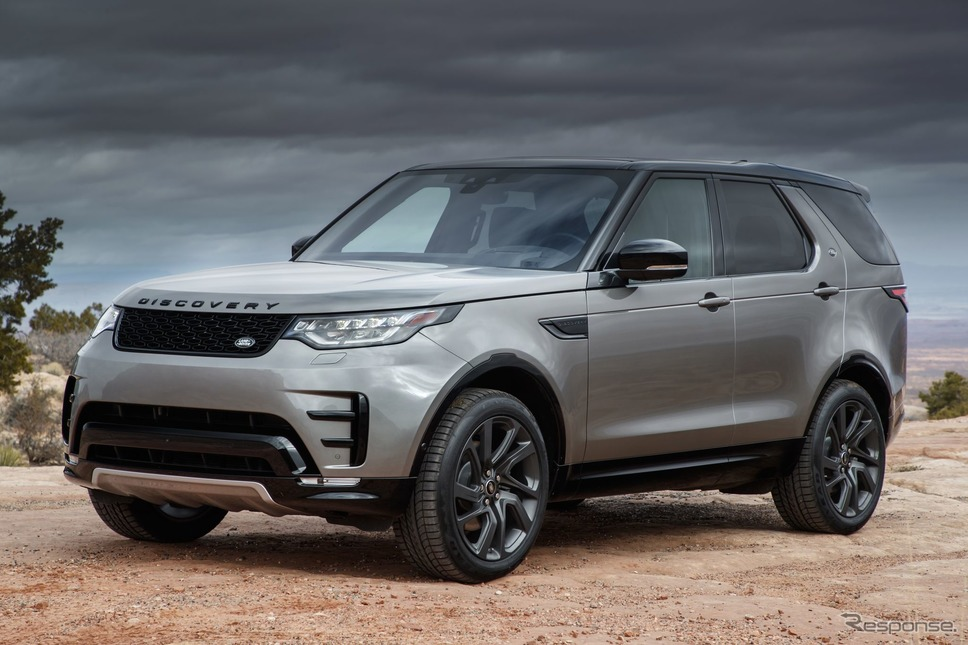 ランドローバー・ディスカバリー《photo by Land Rover》