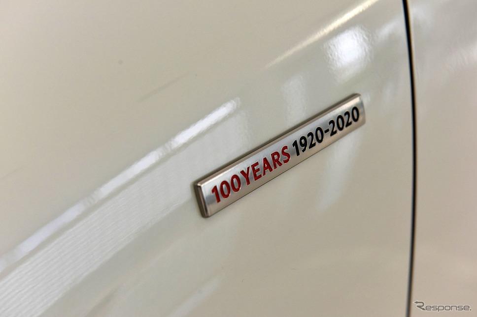 マツダ MX-30 マイルドハイブリッドモデル 100周年記念車《写真撮影 中野英幸》