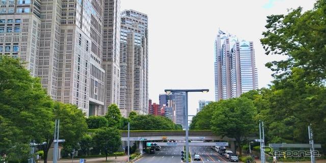 西新宿《写真提供 写真AC》