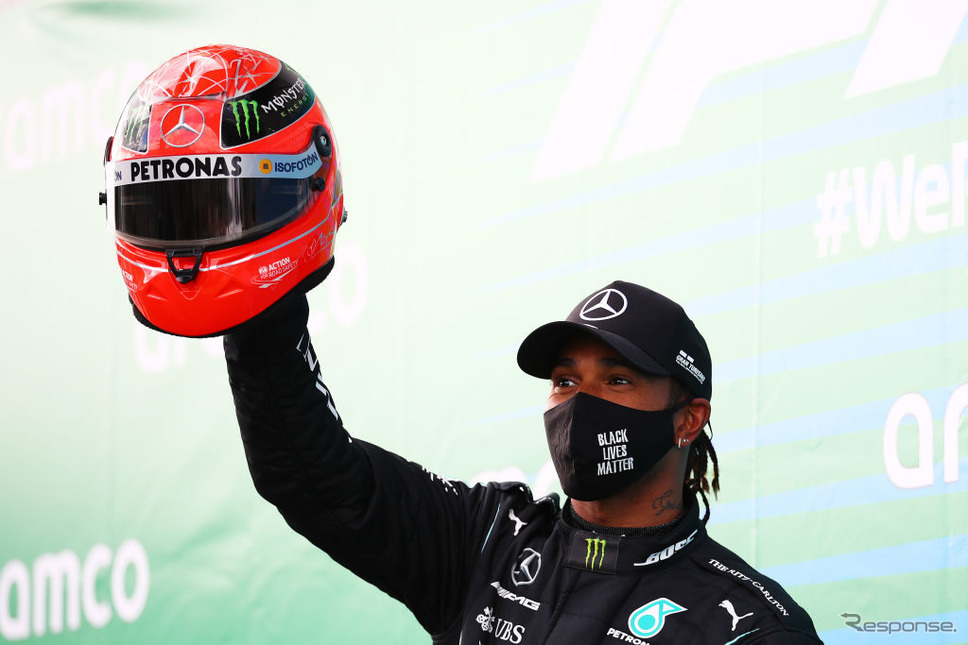 F1アイフェルGP《Photo by Bryn Lennon/Getty Images Sport/ゲッティイメージズ》