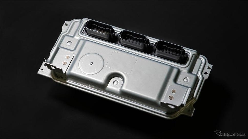 電池ECU/電動車両の電池を安全に制御する「電池ECU」《写真提供 デンソー》