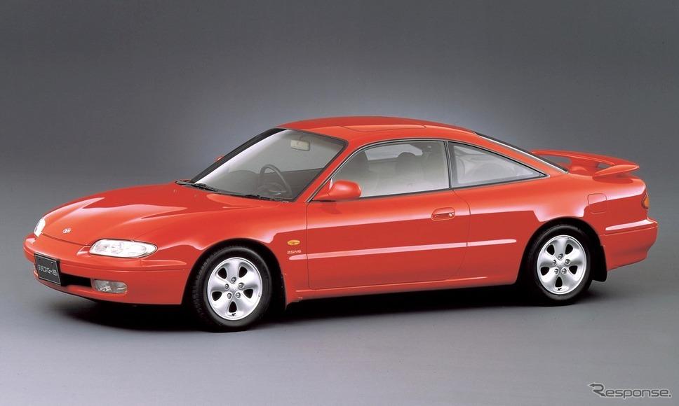 マツダMX-6(1991年)《photo by Mazda》
