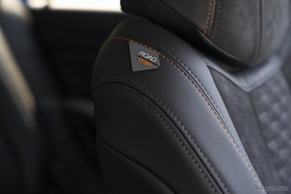 プジョー 308 ロードトリップ《写真提供 グループPSAジャパン》