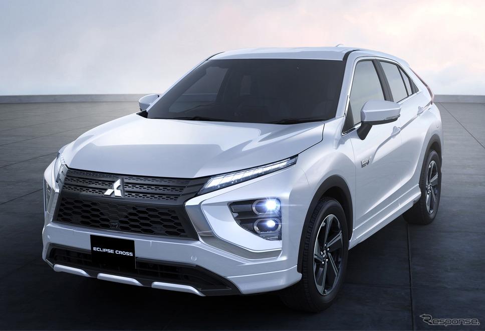 三菱 エクリプスクロス 改良新型のPHEVモデル《写真提供 三菱自動車》