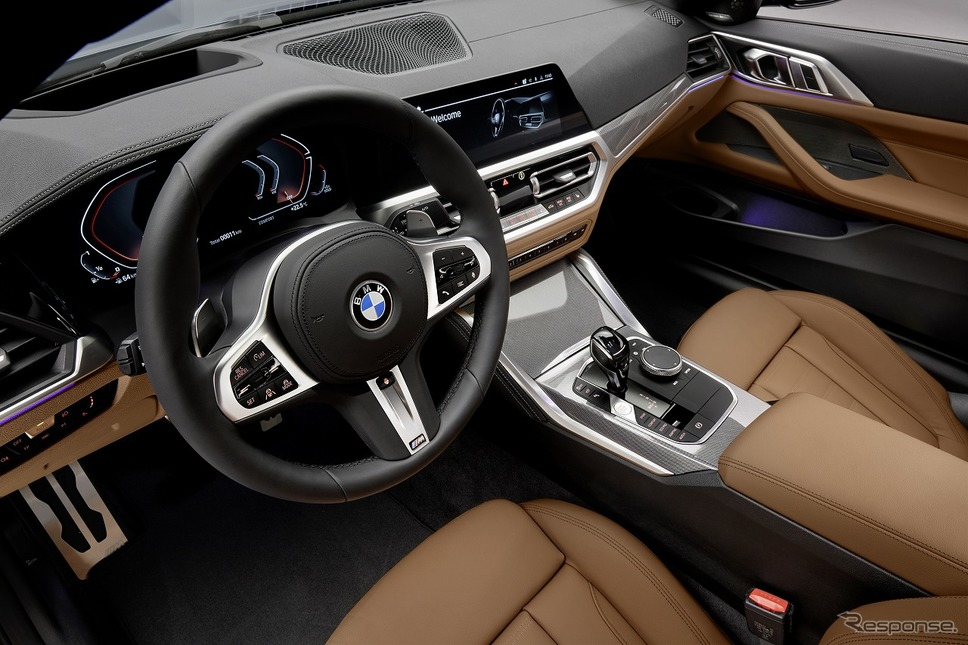 BMW M440i xDrive《写真提供 ビー・エム・ダブリュー》