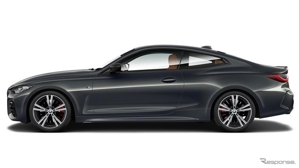 BMW M440i エディション エッジ《写真提供 ビー・エム・ダブリュー》
