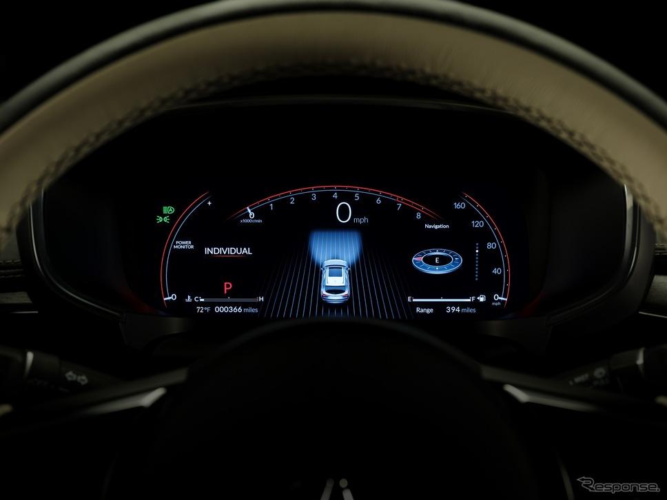 アキュラ MDX 次期型のプロトタイプ《photo by Acura》