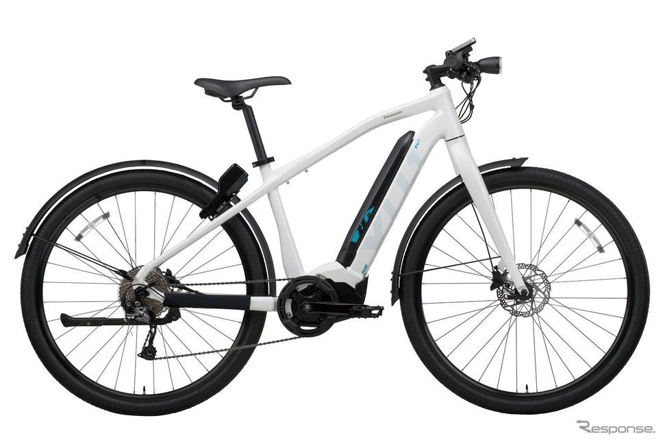 IoT電動アシスト自転車《画像提供 パナソニックサイクルテック》