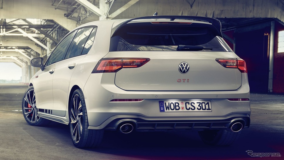 フォルクスワーゲン・ゴルフ GTI クラブスポーツ 新型《photo by VW》