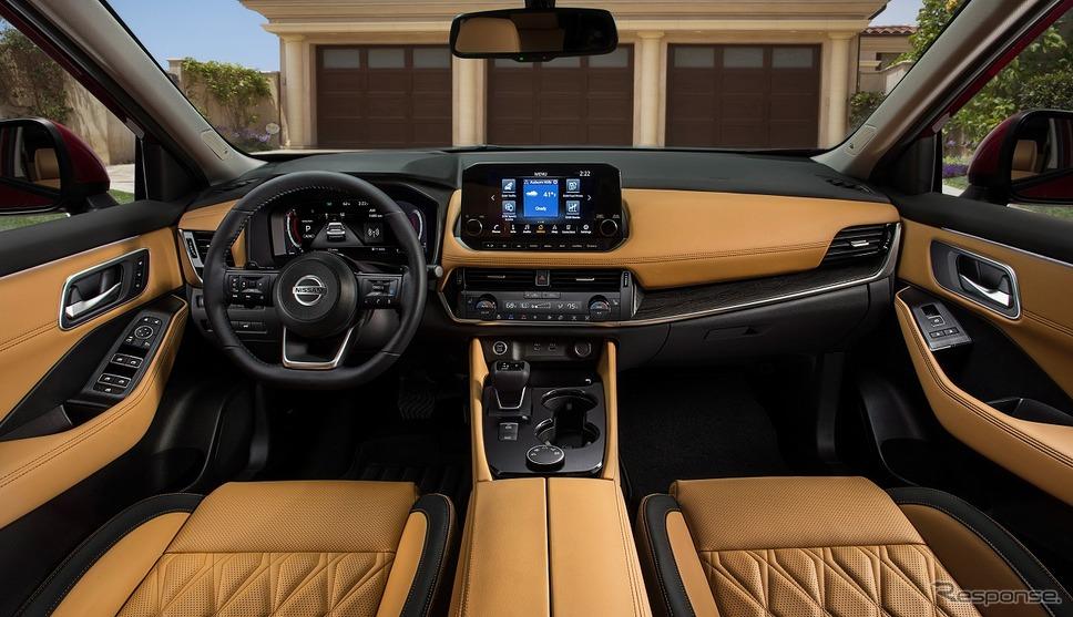 日産 ローグ 新型《写真提供 日産自動車》