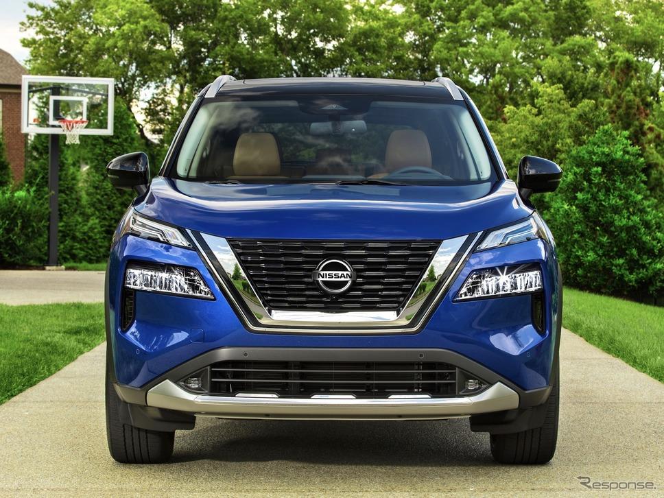 日産 ローグ 新型《photo by Nissan》