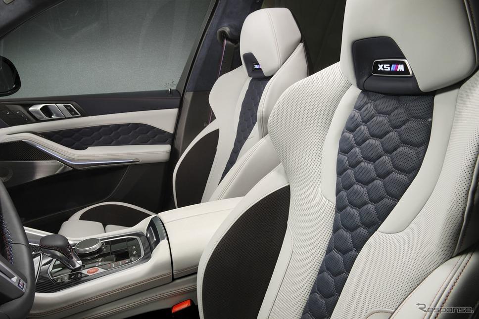 BMW X5M 新型の「ファーストエディション」《photo by BMW》