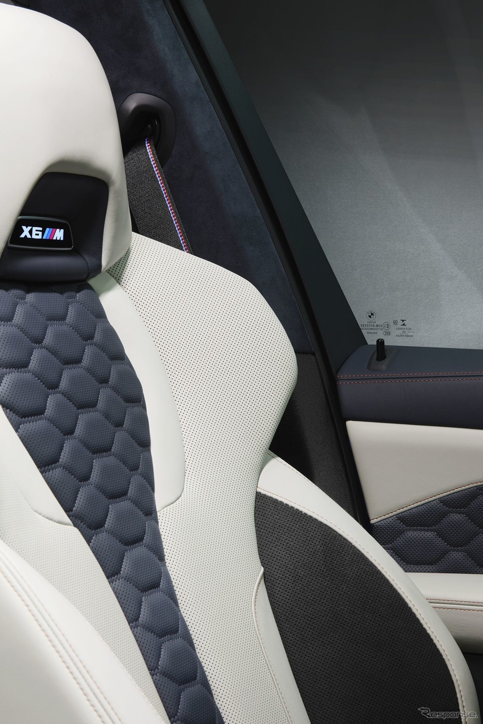 BMW X6M 新型の「ファーストエディション」《photo by BMW》