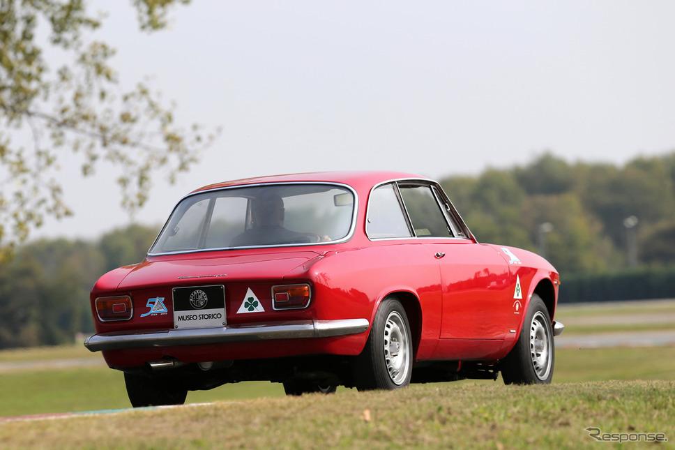 1965年 ジュリア・スプリントGTA《photo by Alfa Romeo》