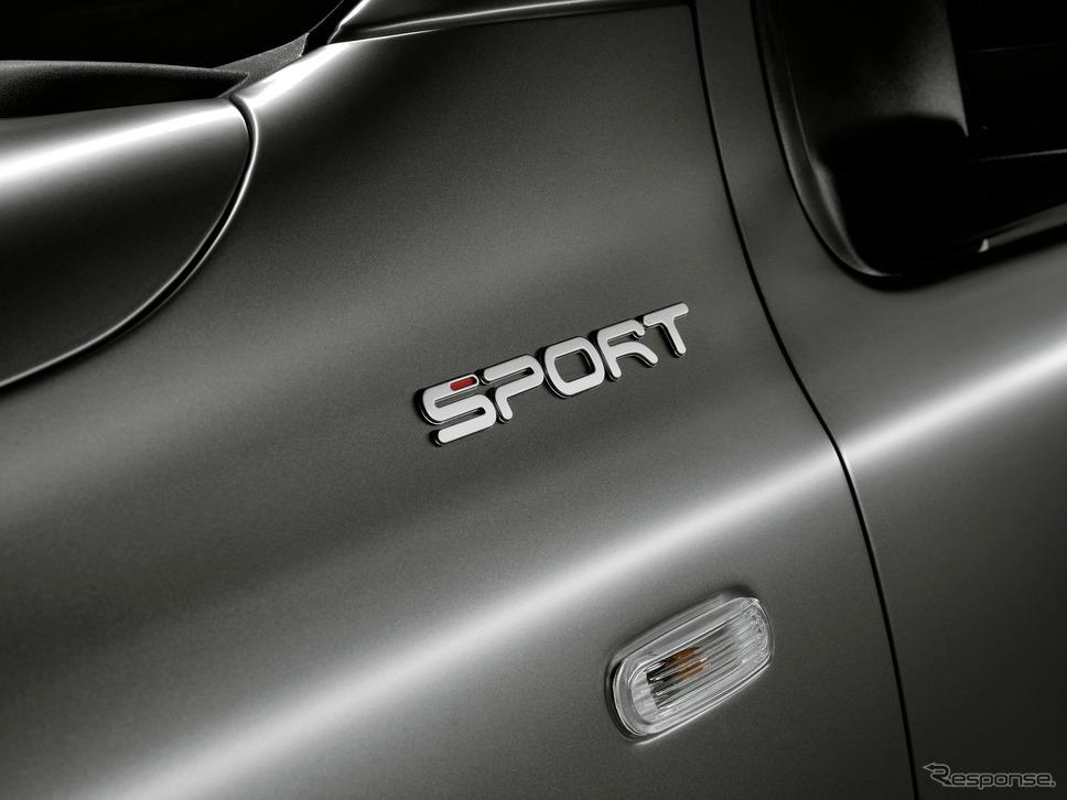 フィアット・パンダ スポーツ 改良新型《photo by Fiat》
