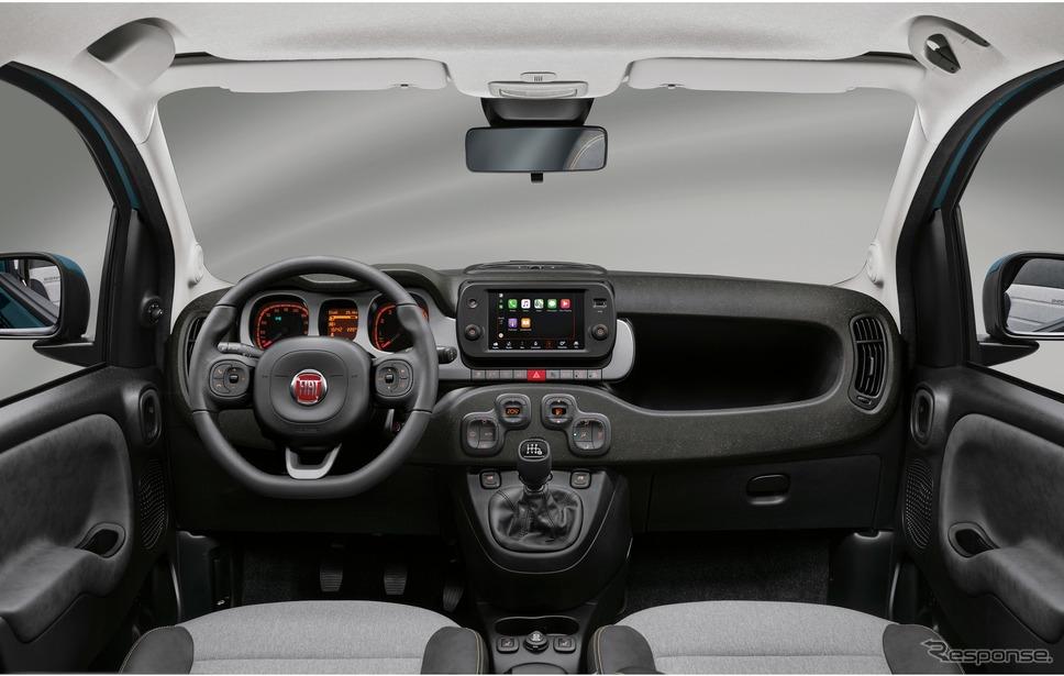 フィアット・パンダ クロス 改良新型《photo by Fiat》