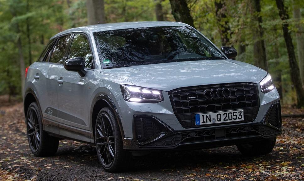 アウディ Q2 改良新型《photo by Audi》
