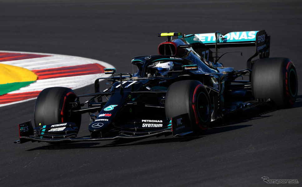 F1ポルトガルGP《Photo by Jorge Guerrero - Pool/Getty Images Sport/ゲッティイメージズ》
