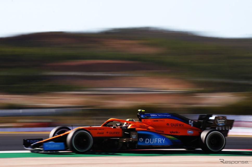 F1ポルトガルGP《Photo by Joe Portlock/Getty Images Sport/ゲッティイメージズ》