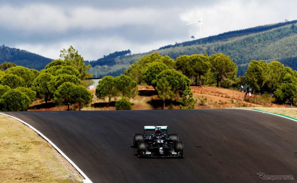 F1ポルトガルGP《Photo by Armando Franca - Pool/Getty Images Sport/ゲッティイメージズ》